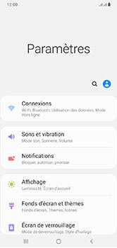 Samsung Galaxy A10 - Internet - activer ou désactiver - Étape 4