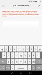 Huawei P9 - SMS - handmatig instellen - Stap 8