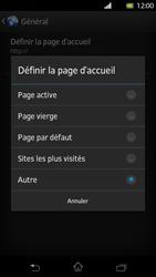 Sony Xperia T - Internet et roaming de données - Configuration manuelle - Étape 22