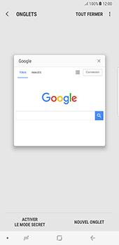 Samsung Galaxy Note 8 - Internet - Navigation sur Internet - Étape 14