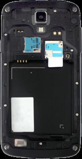 Samsung I9295 Galaxy S4 Active - SIM-Karte - Einlegen - Schritt 6