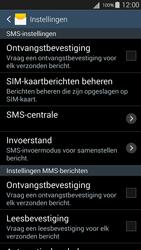 Samsung Galaxy S III Neo (GT-i9301i) - SMS - Handmatig instellen - Stap 6