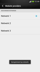 HTC Desire 601 - netwerk en bereik - gebruik in binnen- en buitenland - stap 10