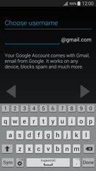 Samsung A500FU Galaxy A5 - Applications - Create an account - Step 8