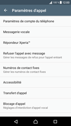Sony Sony Xperia XA (F3111) - Messagerie vocale - Configuration manuelle - Étape 5