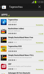 Samsung I8190 Galaxy S3 Mini - Apps - Herunterladen - Schritt 6