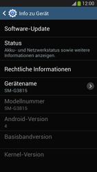 Samsung SM-G3815 Galaxy Express 2 - Software - Installieren von Software-Updates - Schritt 7