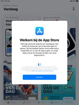 Apple ipad-mini-retina-met-ios-12-model-a1490 - Applicaties - Downloaden - Stap 3