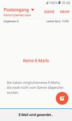 Samsung G389 Galaxy Xcover 3 VE - E-Mail - E-Mail versenden - Schritt 19