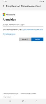 Samsung Galaxy A80 - E-Mail - Konto einrichten (outlook) - Schritt 7
