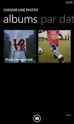 Nokia Lumia 620 - E-mail - Envoi d