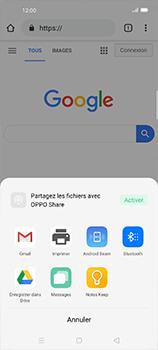 Oppo Find X2 Neo - Internet et connexion - Naviguer sur internet - Étape 22