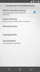 Sony Xperia Z1 - Internet - Apn-Einstellungen - 6 / 20