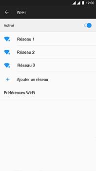 OnePlus 3 - Android Oreo - Wi-Fi - Accéder au réseau Wi-Fi - Étape 6