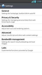 LG P875 Optimus F5 - Internet - Manual configuration - Step 23