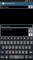 Samsung I9205 Galaxy Mega 6-3 LTE - MMS - Erstellen und senden - Schritt 13