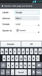 LG P880 Optimus 4X HD - Internet - Navigation sur Internet - Étape 6