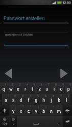 HTC Desire 601 - Apps - Konto anlegen und einrichten - 1 / 1