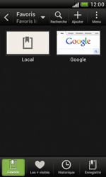 HTC Desire X - Internet et roaming de données - Navigation sur Internet - Étape 12