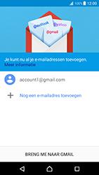 Sony Xperia XZ Premium - E-mail - handmatig instellen (gmail) - Stap 15