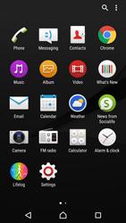 Sony Sony Xperia Z5 (E6653) - MMS - Sending pictures - Step 2