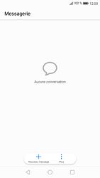 Huawei P9 - Android Nougat - MMS - Envoi d