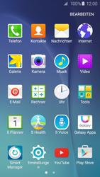 Samsung G920F Galaxy S6 - SMS - Manuelle Konfiguration - Schritt 3