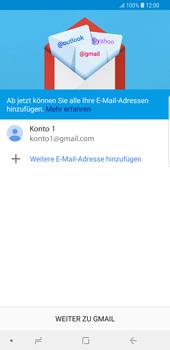 Samsung Galaxy S9 Plus - E-Mail - Konto einrichten (gmail) - 13 / 16