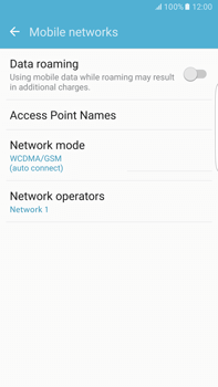 Samsung Samsung G928 Galaxy S6 Edge + (Android M) - Network - Enable 4G/LTE - Step 5