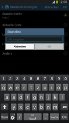 Samsung Galaxy Mega 6-3 LTE - Internet - Manuelle Konfiguration - 24 / 28