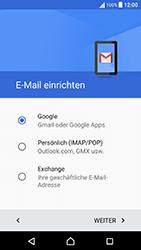Sony F8131 Xperia X Performance - E-Mail - Konto einrichten (gmail) - Schritt 9