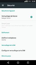 Crosscall Action X3 - Sécuriser votre mobile - Activer le code de verrouillage - Étape 5