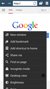 Samsung N9005 Galaxy Note III LTE - Internet - Internet browsing - Step 7