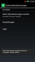 Alcatel One Touch Idol Mini - Software - Installieren von Software-Updates - Schritt 9