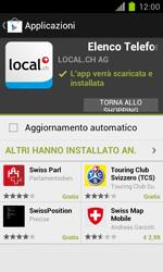 Samsung Galaxy S II - Applicazioni - Installazione delle applicazioni - Fase 9