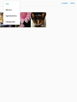 Samsung T815 Galaxy Tab S2 9.7 (SM-T815) - Contacten en data - Foto