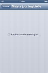 Apple iPhone 4S - Logiciels - Installation de mises à jour - Étape 7