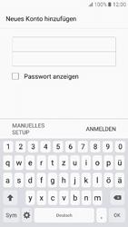 Samsung Galaxy A3 (2017) - E-Mail - Konto einrichten (outlook) - Schritt 7