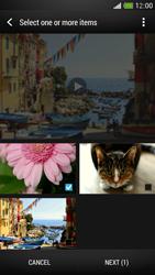 HTC One Mini - E-mail - Sending emails - Step 15