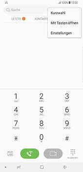 Samsung Galaxy S9 Plus - Anrufe - Anrufe blockieren - 5 / 12