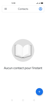 Oppo Reno 4 - Contact, Appels, SMS/MMS - Ajouter un contact - Étape 5