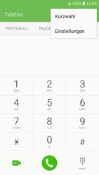 Samsung G930 Galaxy S7 - Anrufe - Rufumleitungen setzen und löschen - Schritt 5
