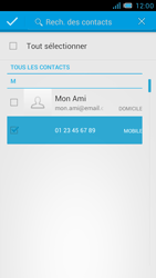 Bouygues Telecom Bs 471 - Contact, Appels, SMS/MMS - Envoyer un MMS - Étape 7