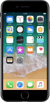 Apple iPhone 6 Plus - Apps - Konto anlegen und einrichten - 2 / 26