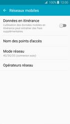 Samsung Galaxy J3 (2016) - Internet et connexion - Activer la 4G - Étape 7