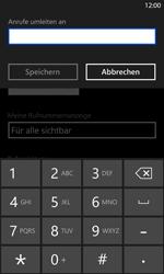 Nokia Lumia 1020 - Anrufe - Rufumleitungen setzen und löschen - Schritt 8