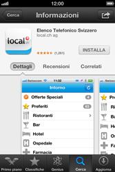 Apple iPhone 4 - Applicazioni - Installazione delle applicazioni - Fase 7
