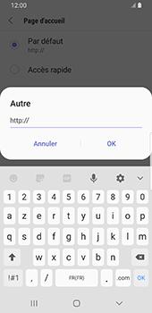 Samsung Galaxy S9 Android Pie - Internet - Configuration manuelle - Étape 28