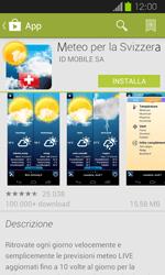 Samsung Galaxy Express - Applicazioni - Installazione delle applicazioni - Fase 13