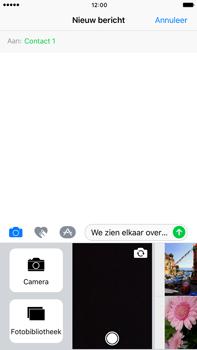 Apple iPhone 7 Plus - MMS - Afbeeldingen verzenden - Stap 10